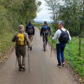 Meerdaagse hike Ardennen (België), 4 t/m 6 oktober 2019